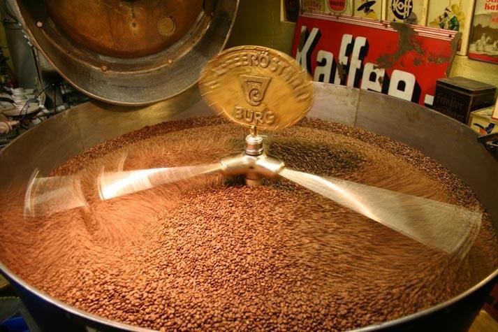 kaffeeroesten